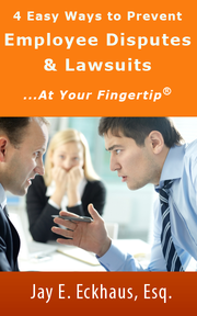 Prevent Employee Disputes & Lawsuits