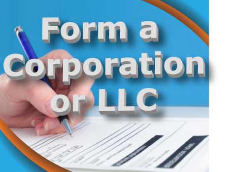 Form Corporation, Form LLC, Business Formations Attorney, Business Formations Lawyer